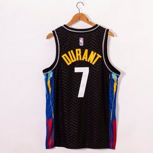 Brooklyn Nets Kevin Durant  City Edition jersey